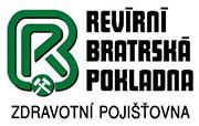 logo Revírní bratrská pokladna